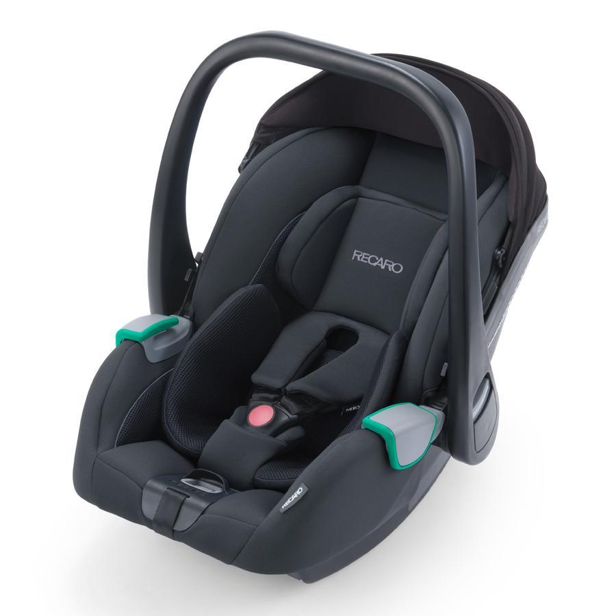 RECARO Avan Select babyautostol Night Black