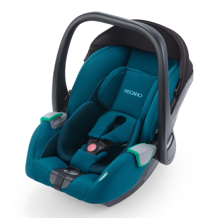RECARO babyautostol Avan Select Teal Green