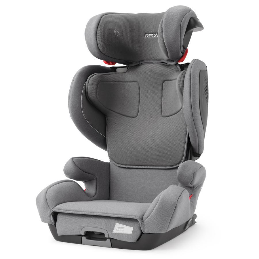 RECARO Kindersitz Mako Elite 2 Prime Silent Grey