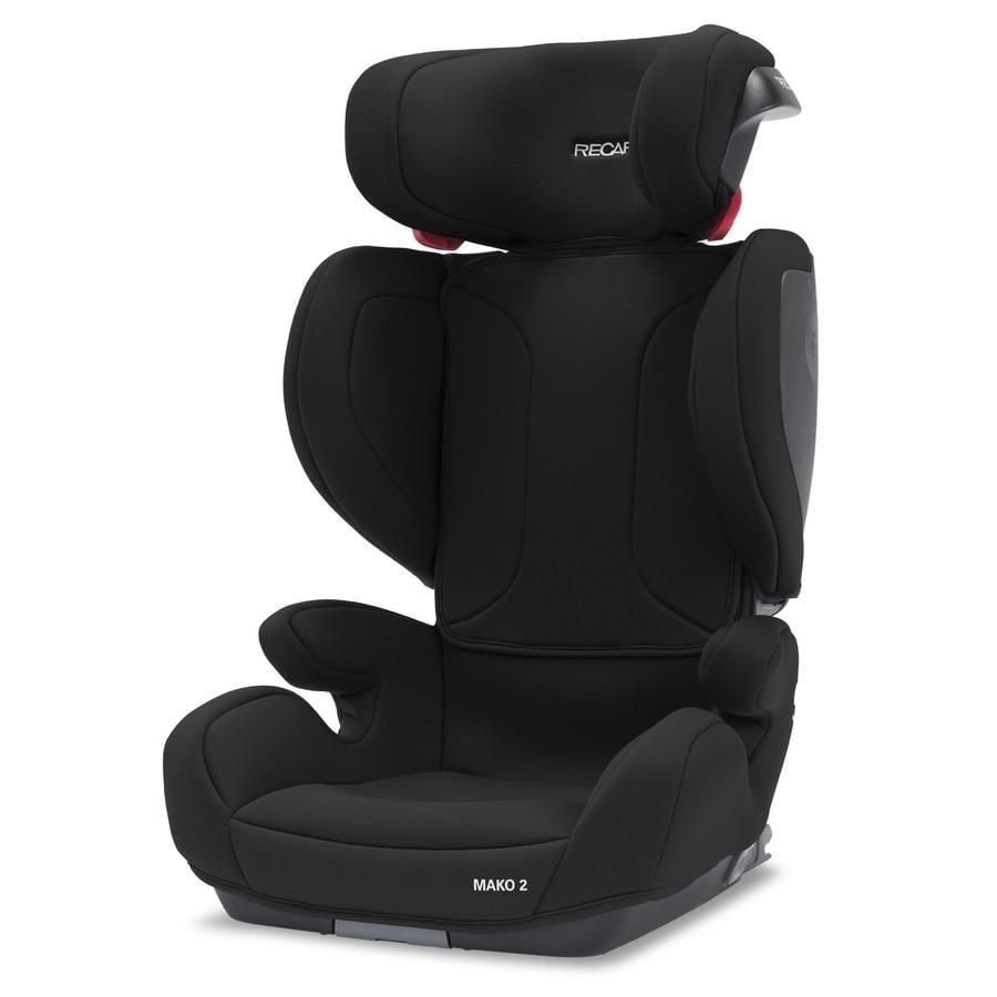 RECARO Kindersitz Mako 2 Core Deep Black