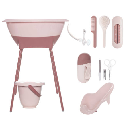 Luma ® Baby care  Bade- og plejesæt Blossom Pink