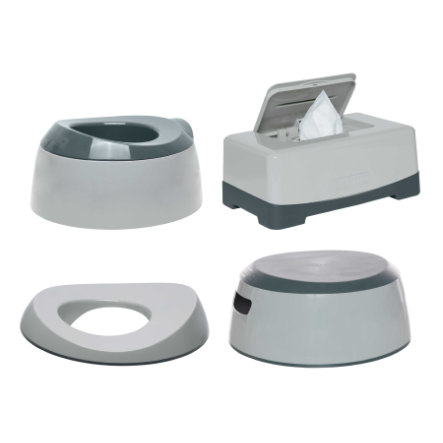 Luma ® Baby care  Toilet Training Set Sage Green