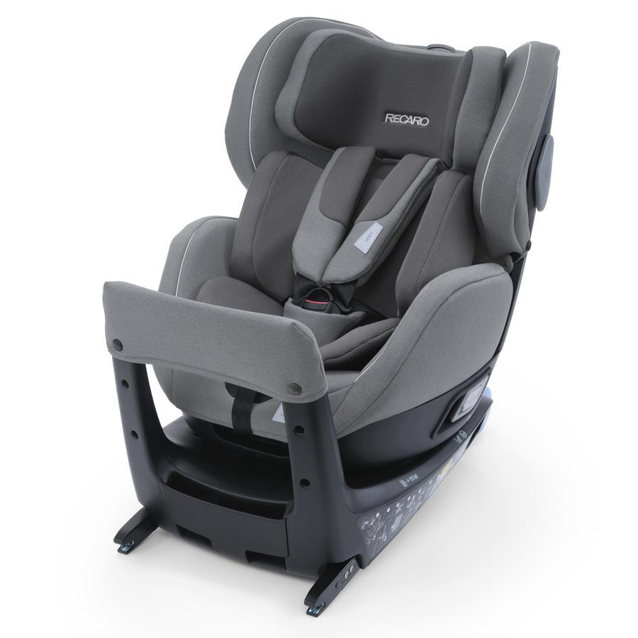 RECARO Kindersitz Salia Prime Silent Grey