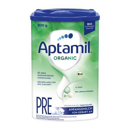 Aptamil Organic Pre Anfangsmilch von Geburt an, 800g