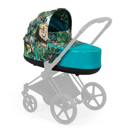 cybex PLATINUM Kinderwagenaufsatz Priam Lux Carry Cot by DJ Khaled We The Best Blue