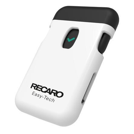 RECARO Dispositif alerte pour voiture Easy Tech White Black