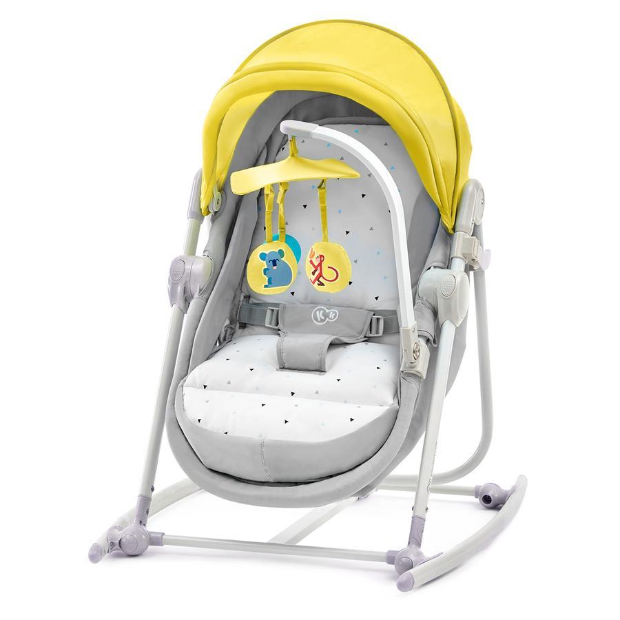 Kinderkraft 5-in-1 Babywiege Unimo Yellow