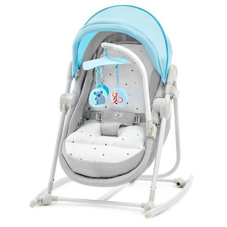 Kinderkraft 5-in-1 Babywiege Unimo Light Blue