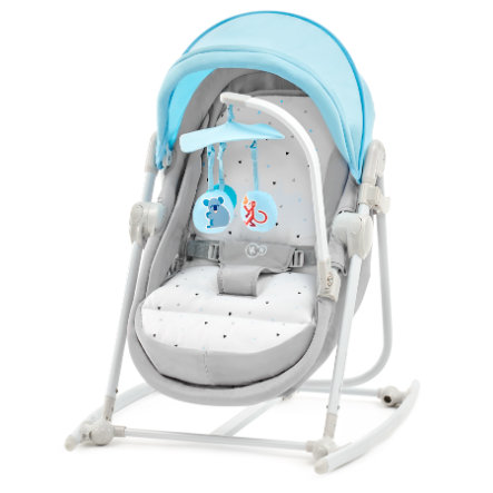 Kinderkraft babyvugge Unimo light blue
