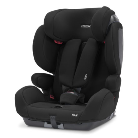 RECARO Kindersitz Tian Core Deep Black