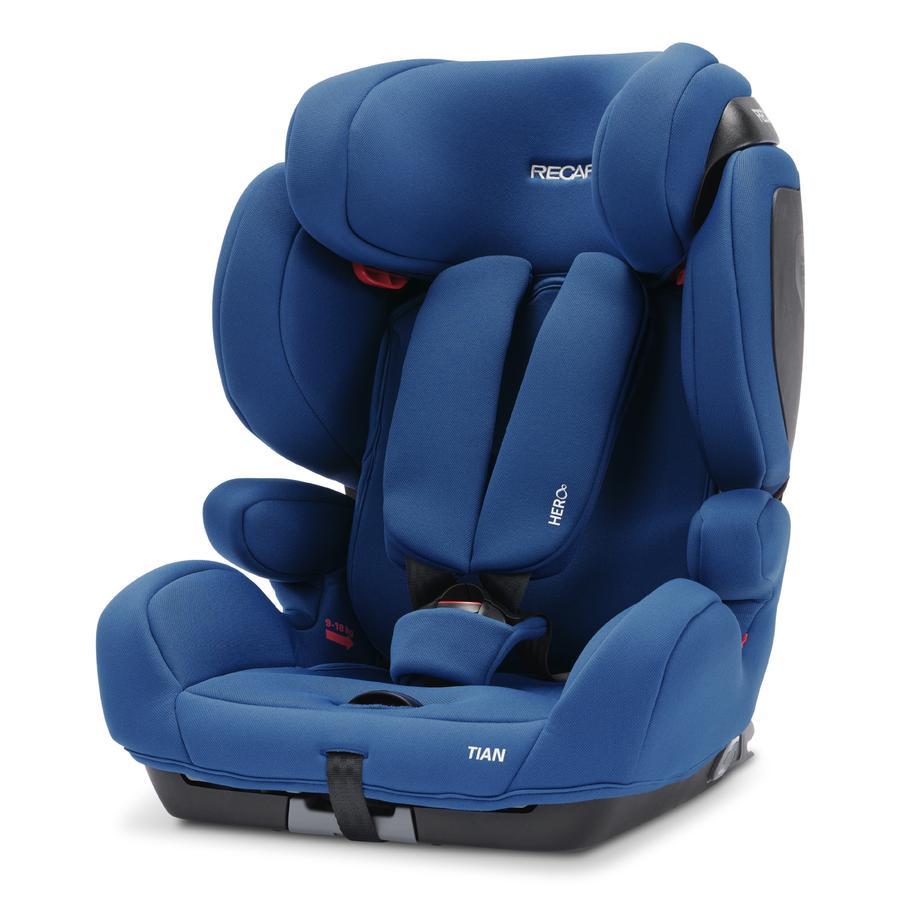 RECARO Kindersitz Tian Core Energy Blue