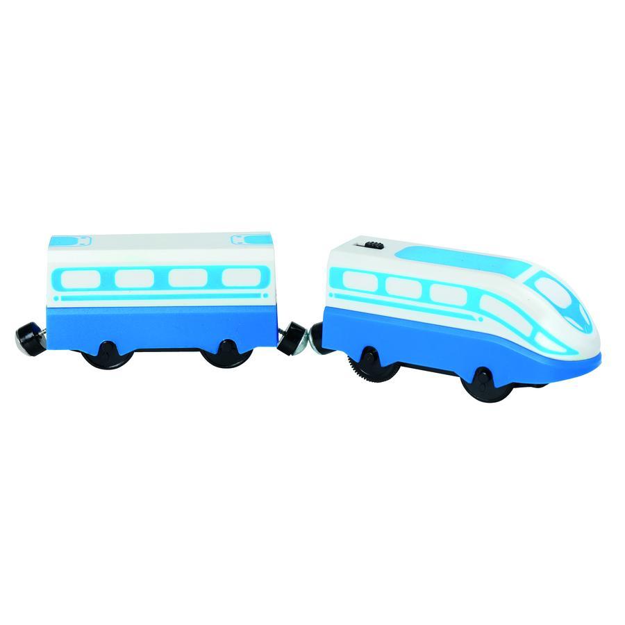 Bino Train enfant à grande vitesse piles, 2 pièces