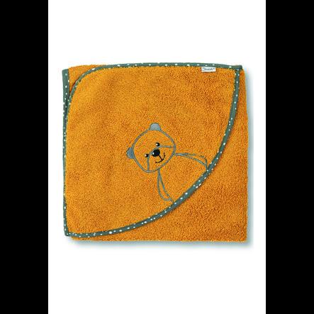 Sterntaler Badetuch Baylee yellow 100 x 100 cm
