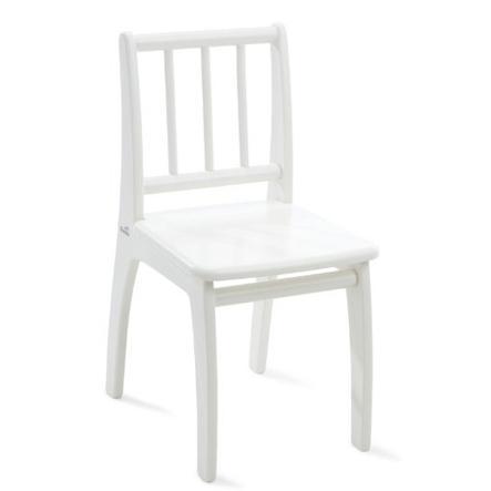 GEUTHER Dětská židle Bambino - bílá