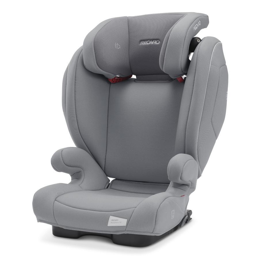 RECARO Kindersitz Monza Nova 2 Seatfix Prime Silent Grey