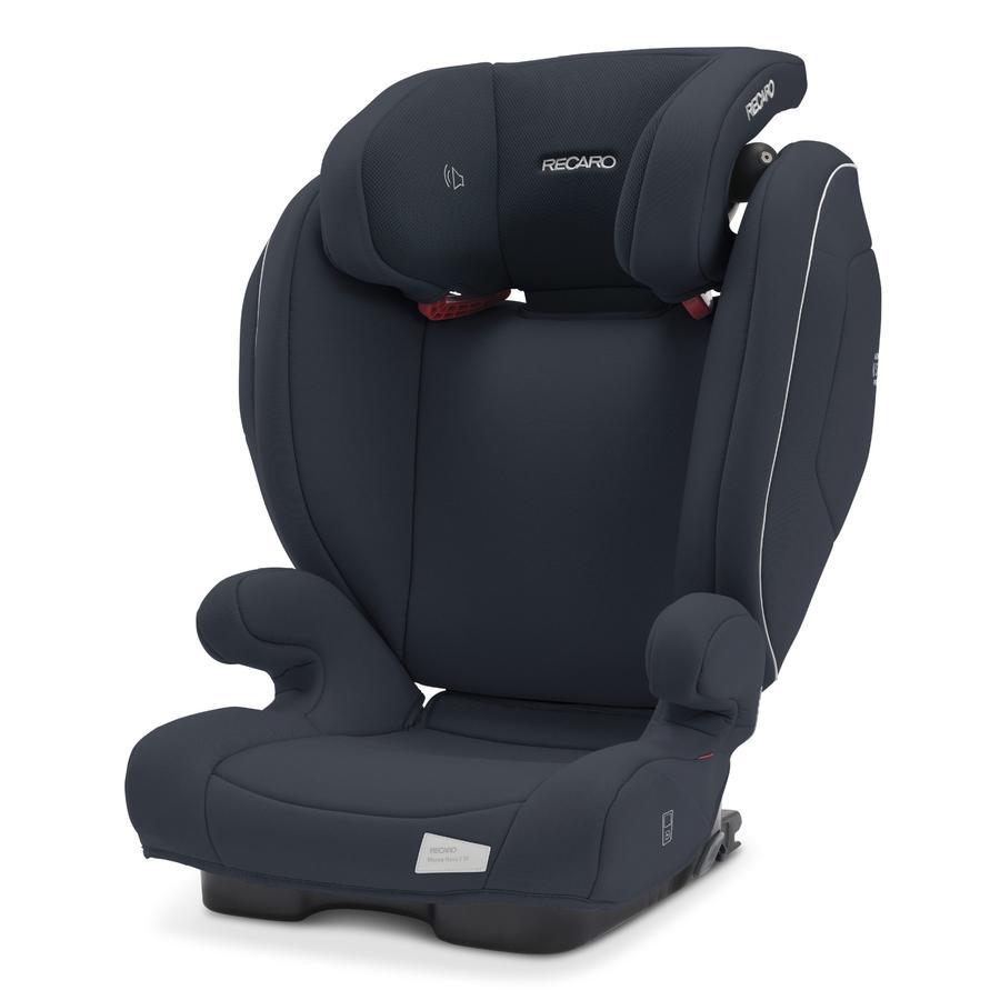 RECARO Kindersitz Monza Nova 2 Seatfix Prime Mat Black