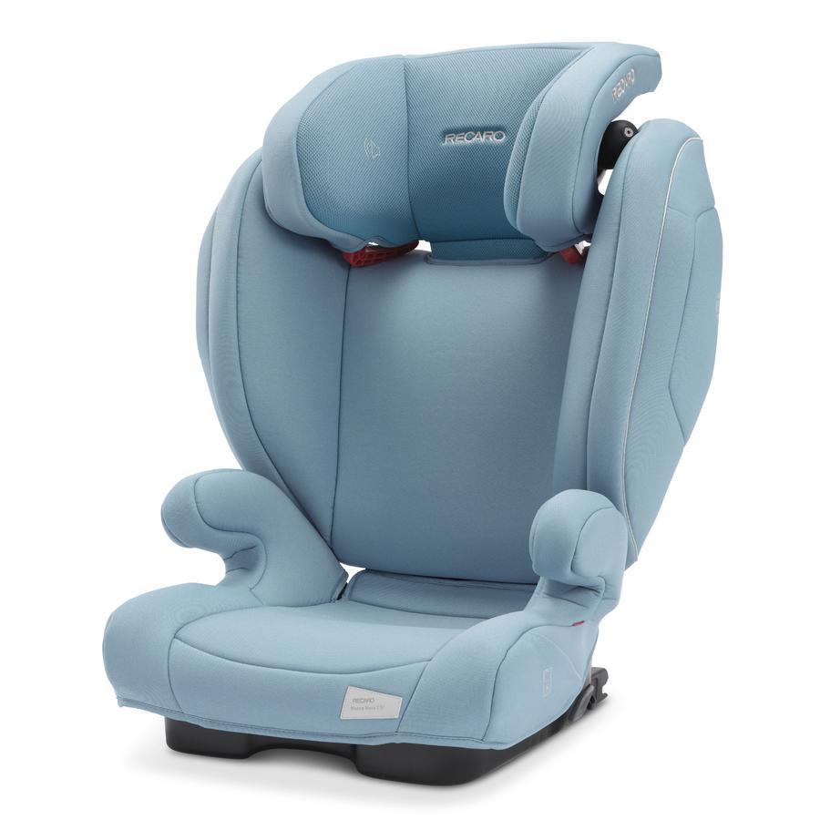RECARO Kindersitz Monza Nova 2 Seatfix Prime Frozen Blue