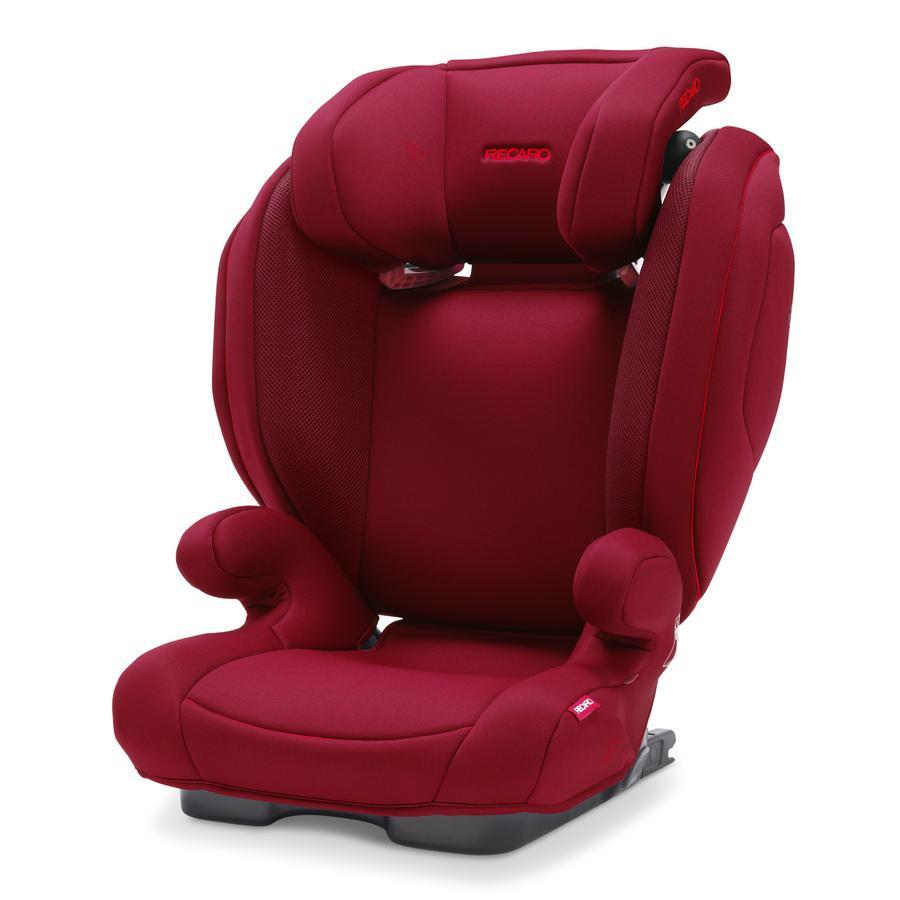 RECARO Kindersitz Monza Nova 2 Seatfix Select Garnet Red