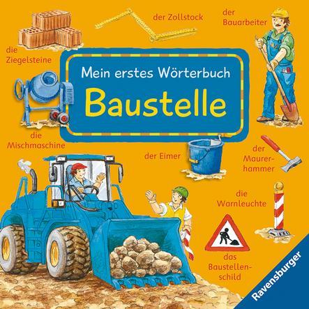 RAVENSBURGER Mein erstes Wörterbuch: Baustelle
