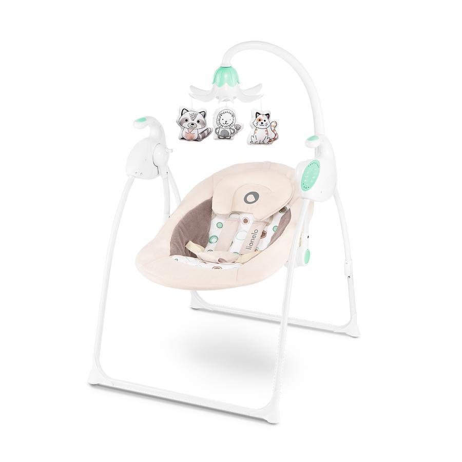lionelo Baby wipstoel Robin Beige