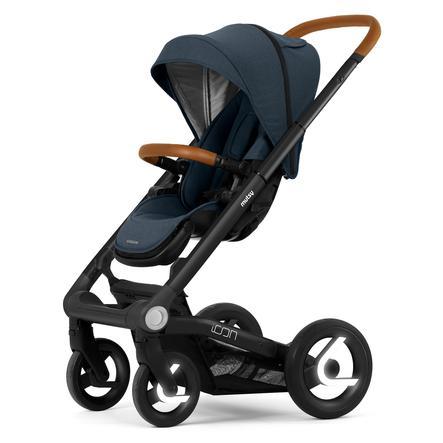 mutsy barnvagn Icon frame Black inklusive säte och skärmtak Fritid River