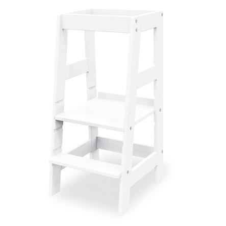 Pinolino Lernturm Fino Weiß lackiert