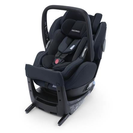 RECARO Kindersitz Salia Elite Prime Mat Black