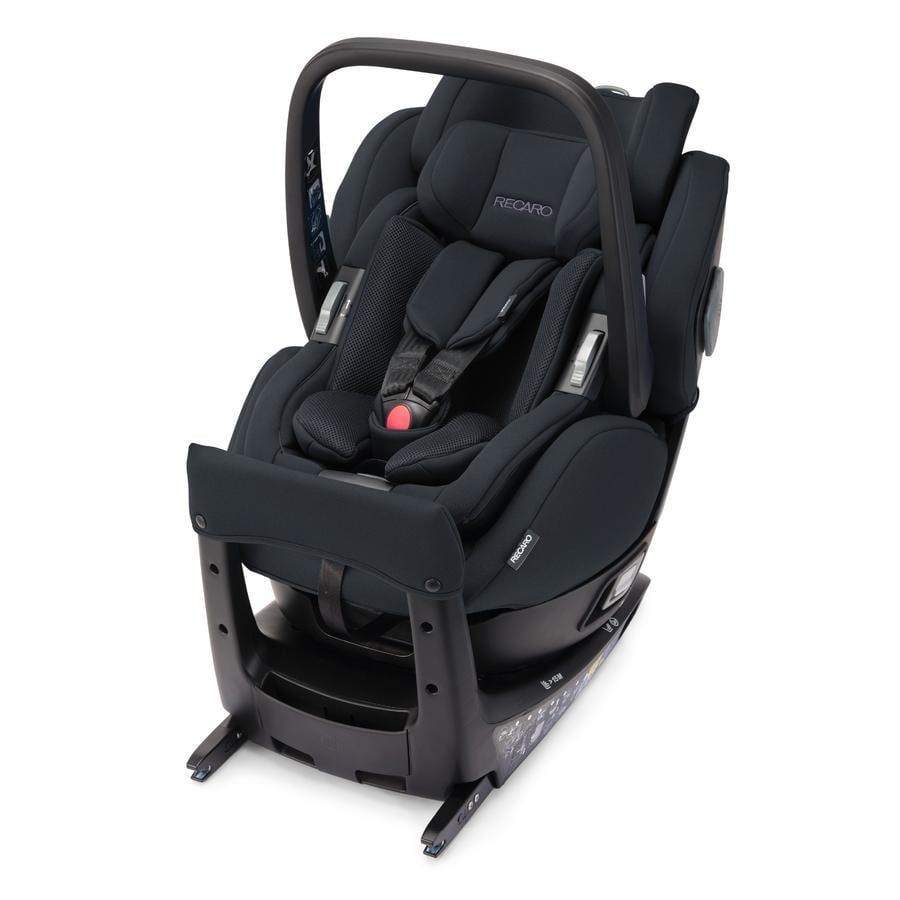 RECARO Autostoel Salia Elite Select Night Black
