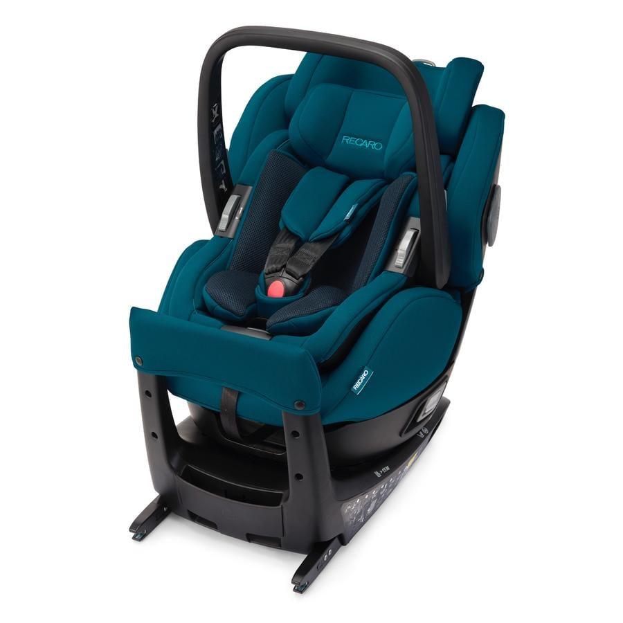 RECARO Salia Elite Select Teal Green Fotelik samochodowy