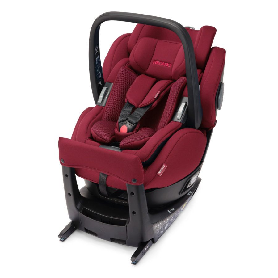 RECARO Kindersitz Salia Elite Select Garnet Red