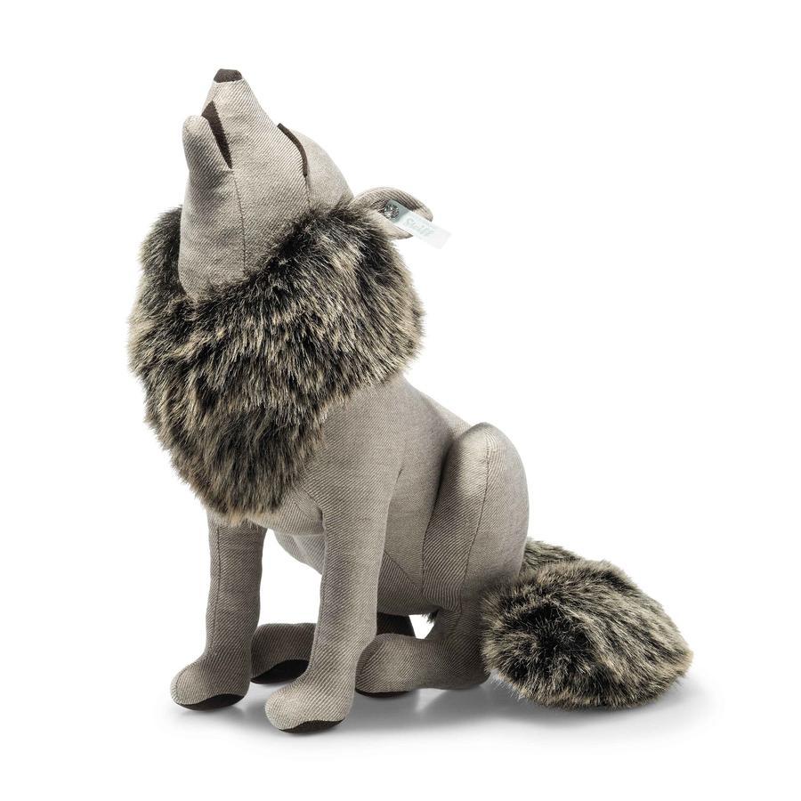 Steiff Best of Selection Heulender Wolf, hellbraun