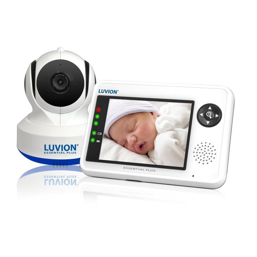 LUVION® Babyphone vidéo Essential Plus blanc