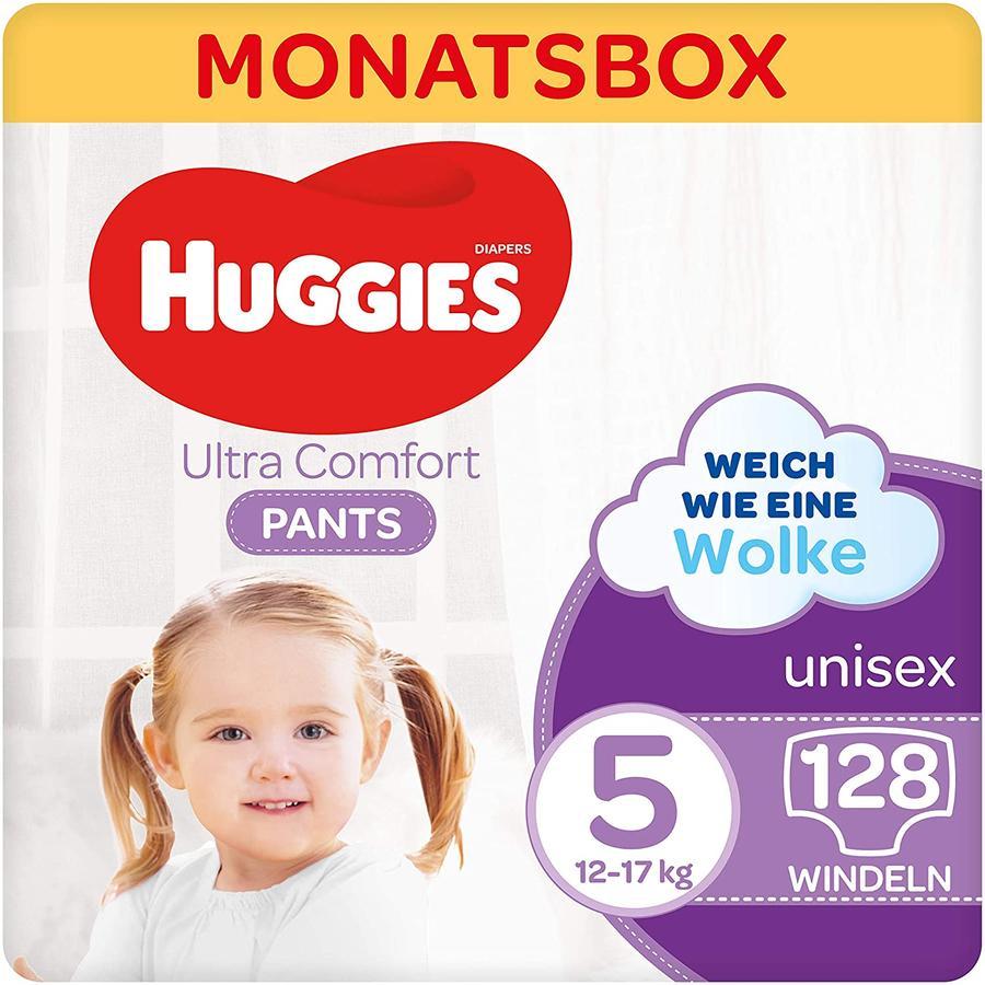 Huggies Windeln Comfort Pants-Windel, Größe 5 128 Windelhosen