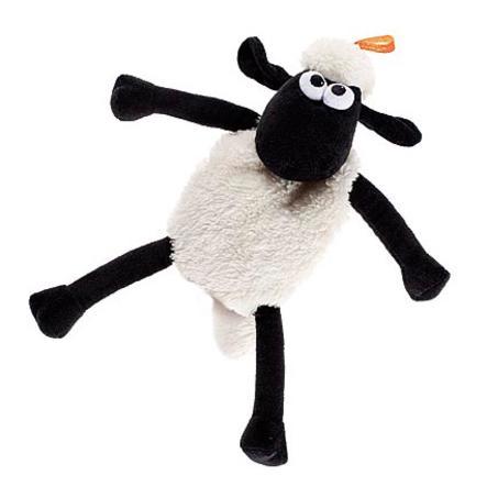 FASHY Hřejivý polštářek Shaun das Schaf
