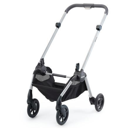 RECARO Kinderwagenrahmen Sadena Aluminium Grey