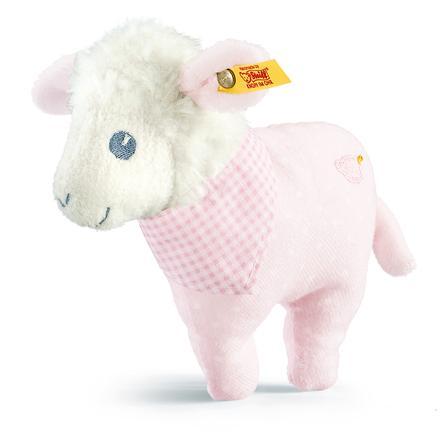 STEIFF Träum-süß-Lamm Greifling, rosa