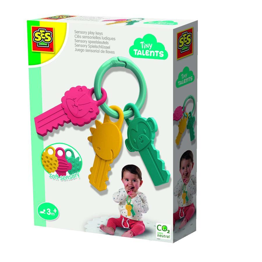 SES Creative® Sensory Spielschlüssel