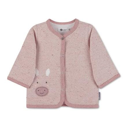 Sterntaler Baby-Jacke Pauline rosa