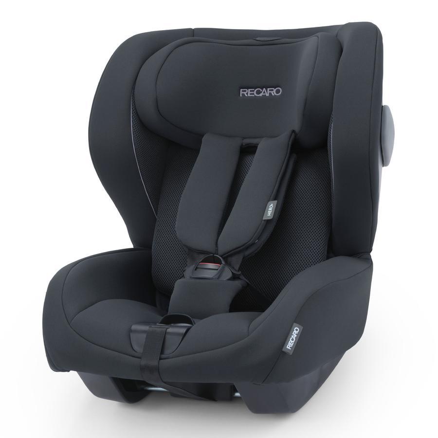 RECARO Kindersitz Kio Select Night Black