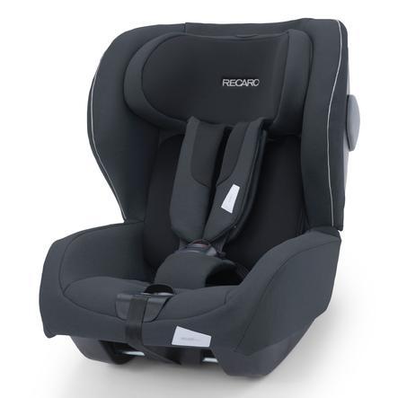 RECARO Kindersitz Kio Prime Mat Black