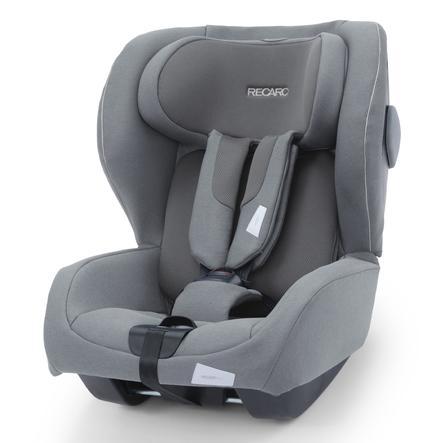 RECARO Kio Prime Silent Grey Fotelik samochodowy
