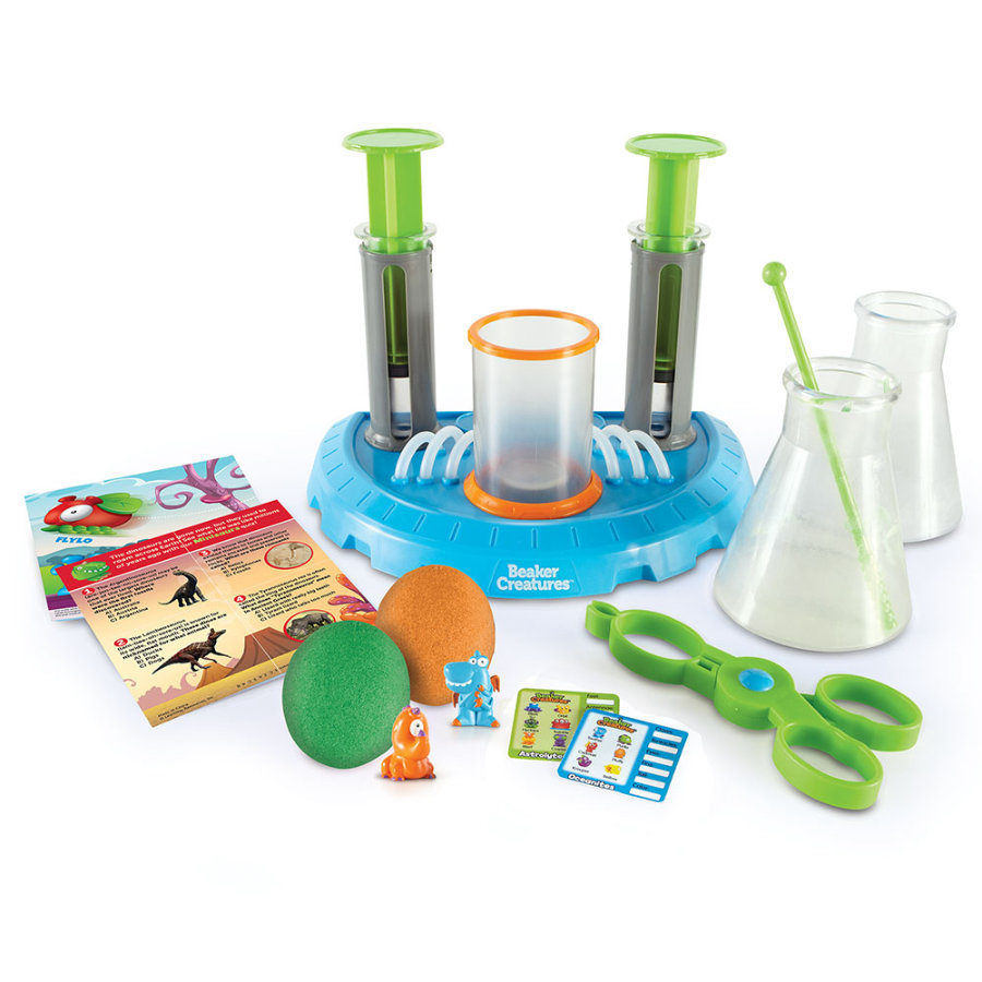 Learning Resources® Beaker Creatures® Super Labor mit Flüssigreaktor