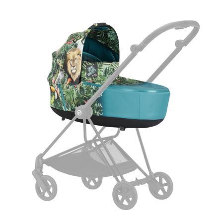 cybex PLATINUM Kinderwagenaufsatz Mios Lux Carry Cot by DJ Khaled We The Best Blue