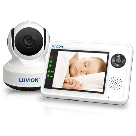 LUVION® Babyphone Essential Weiß