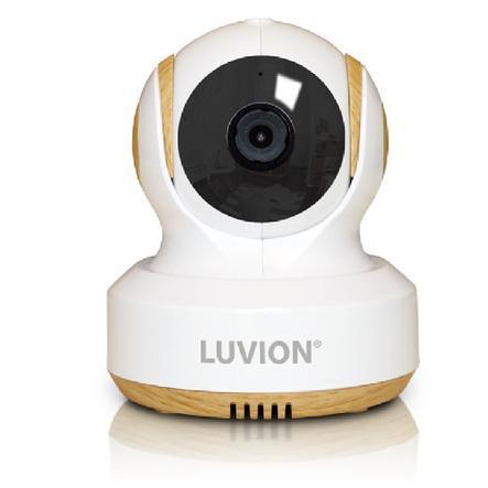 LUVION® Cámara vigilabebés Essential Limited Wooden Edition