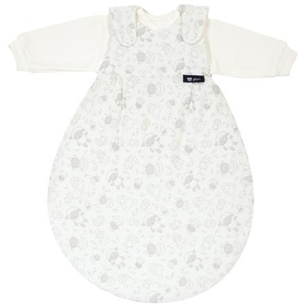 Alvi Baby-Mäxchen® - das Original 3tlg. - Schäfchen beige, Gr.62/68