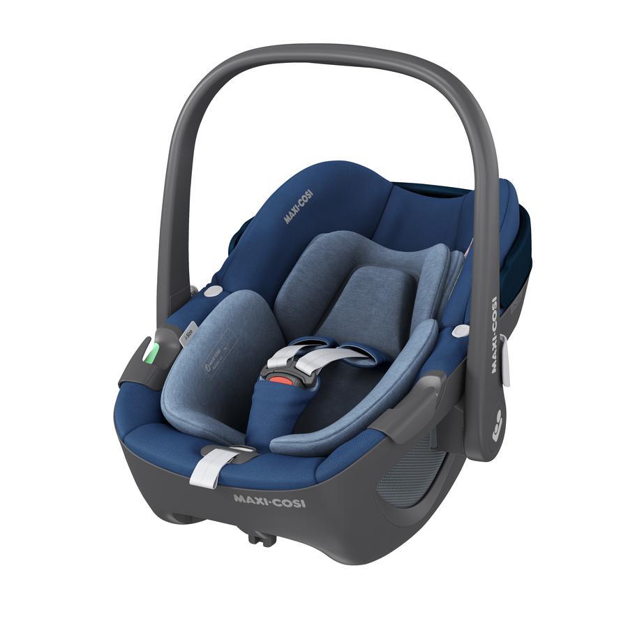 MAXI COSI Babyschale Pebble 360 Essential Blue