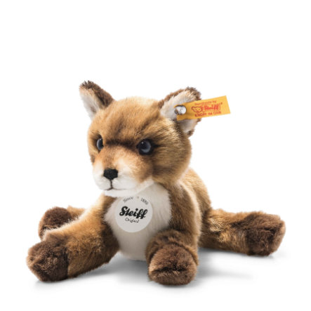 Steiff Foxy Baby-Fuchs, braun