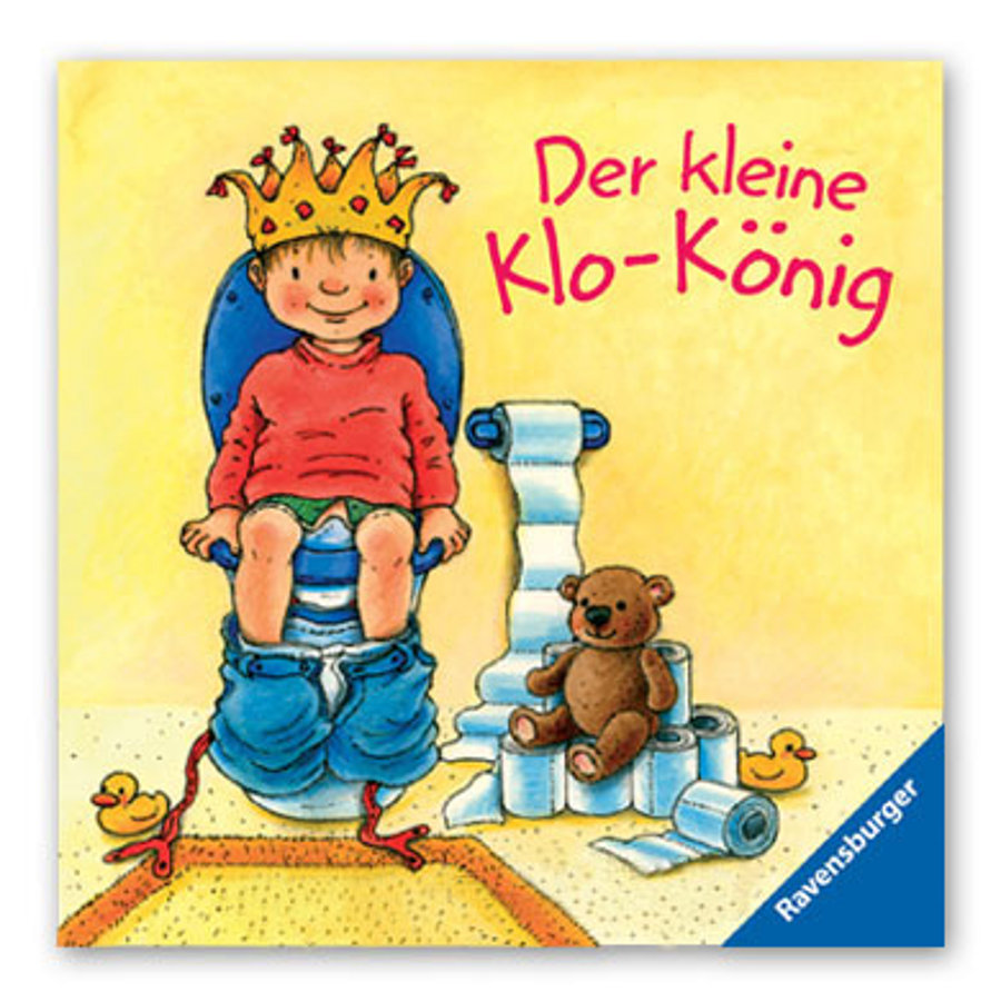 RAVENSBURGER Der kleine Klo - König