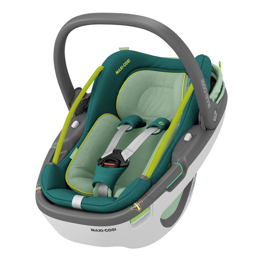 MAXI COSI Babyschale Coral 360 Neo Green